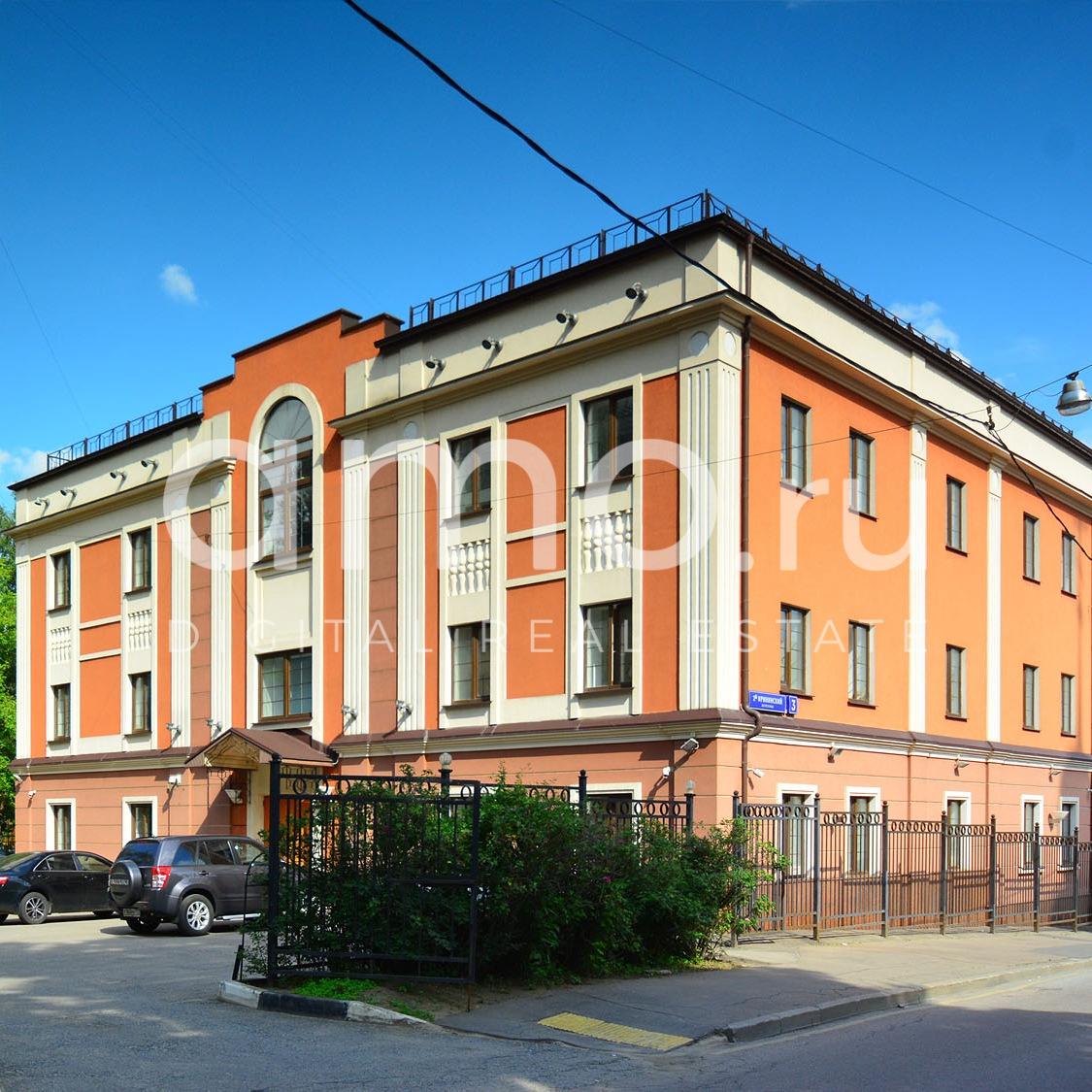 Снять в аренду офис Ирининский 2-й переулок коммерческая недвижимость торговые центры обзор рынка